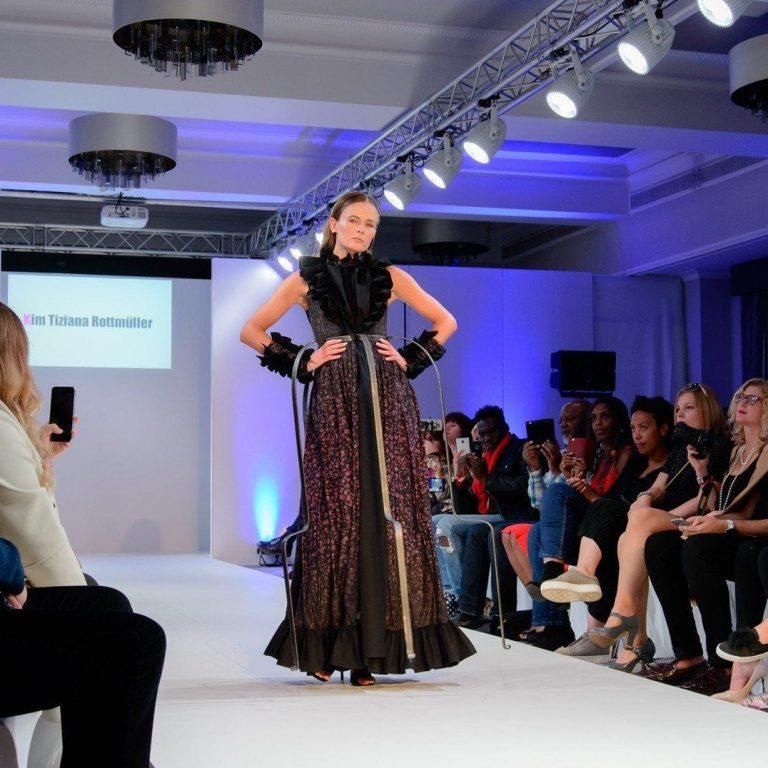 Audio Visual for fashion show London