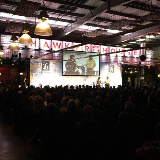 Hawker House- Event Production for Annual General Meeting