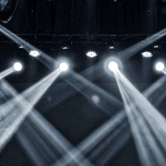 Hire Spotlights for events