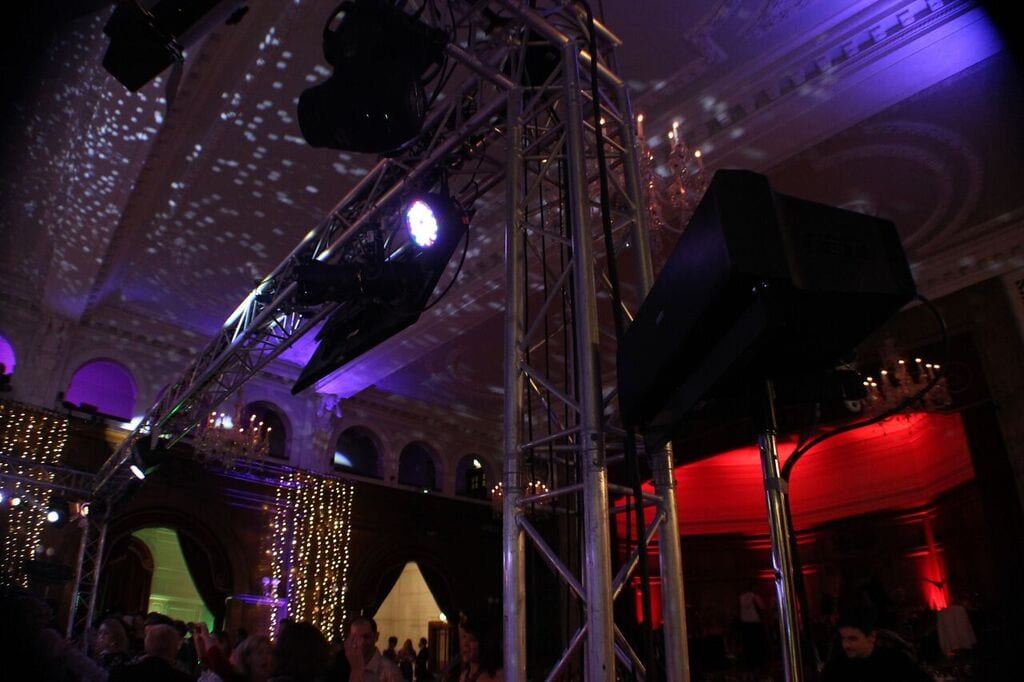 Golden Square Group Charity Fundraiser London Audio Visual