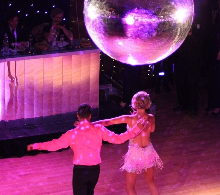 Golden Square Group `Strictly Come Prancing` - Event Production for Charity Fundraiser
