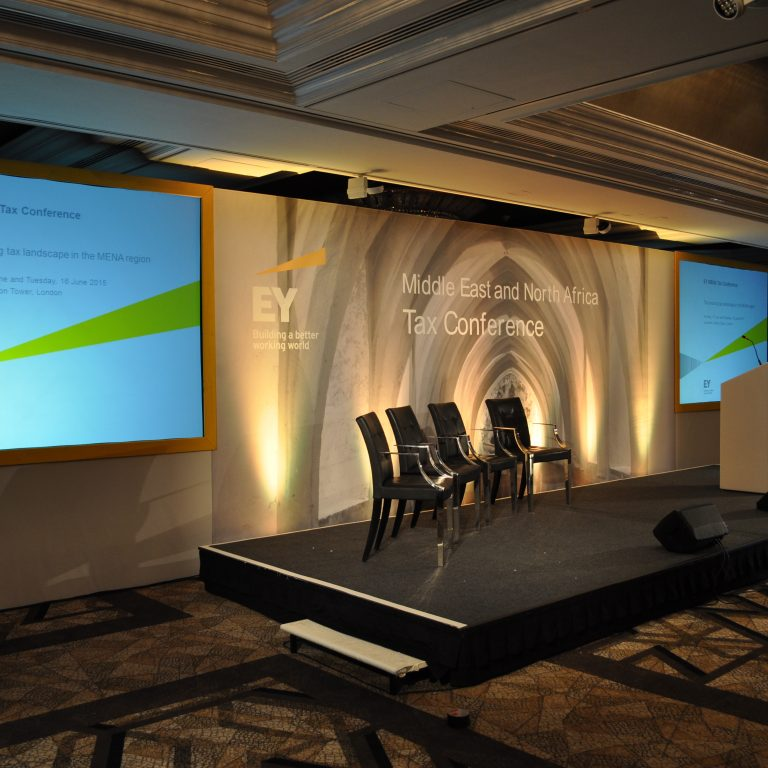 Ernst and Young - Conference Service