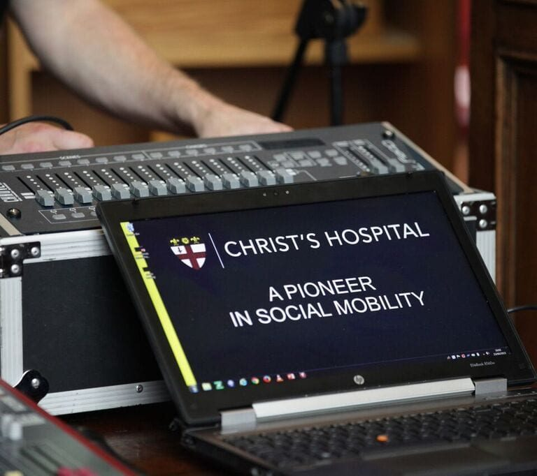 Christs Church - Event Production for Charity