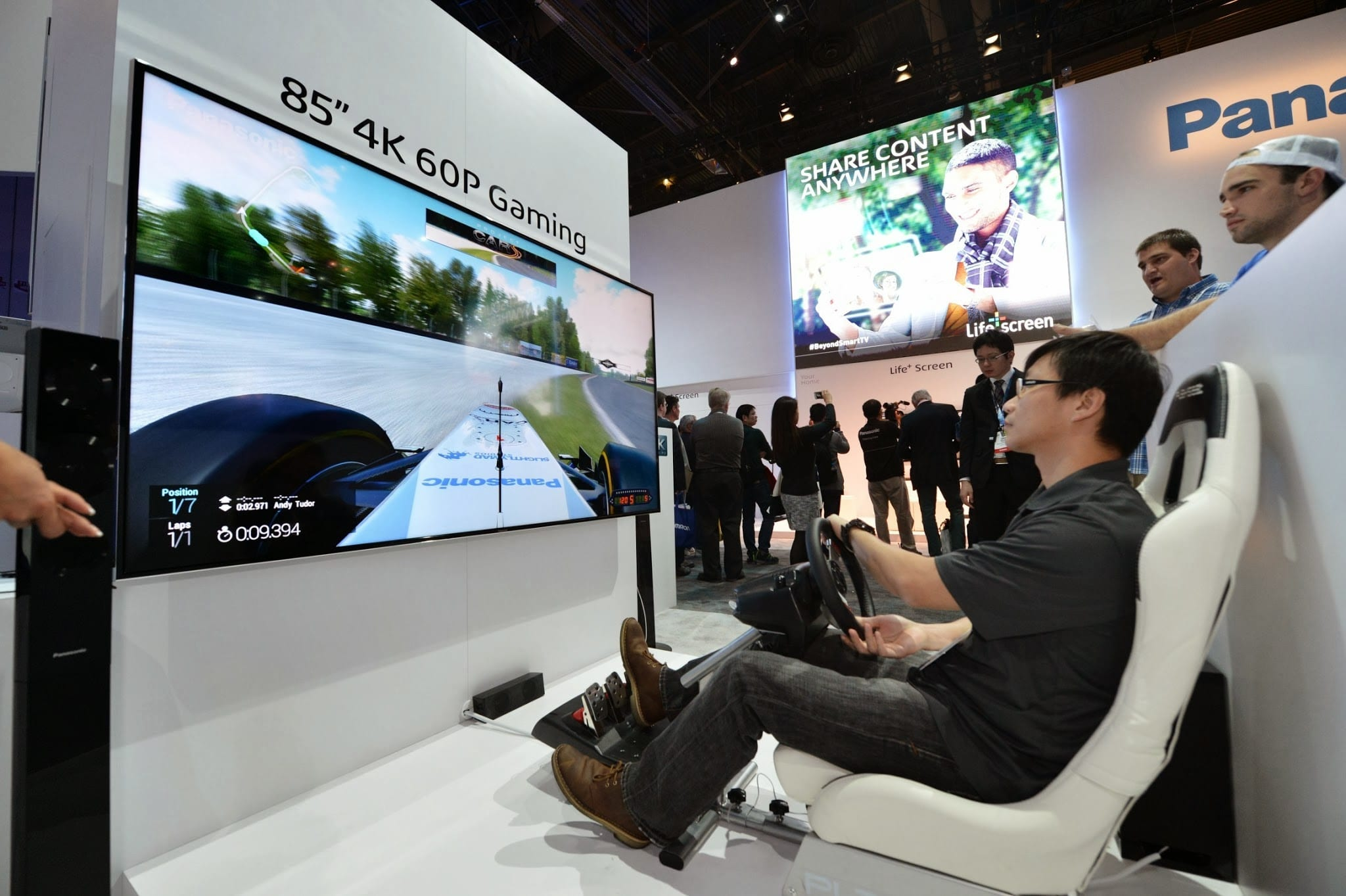 4K Screens for events and exhibitions