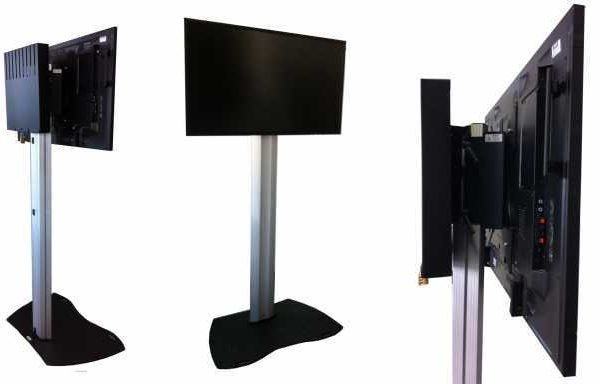 Large screen with stand hire