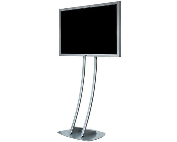 Large screen hire with parabella stand.