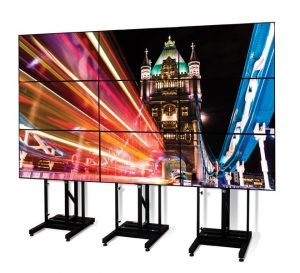 Video wall hire