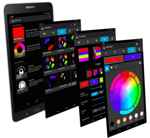 Astera LED Lighting App
