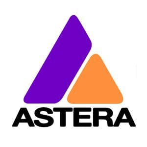 astera IP rated uplighters