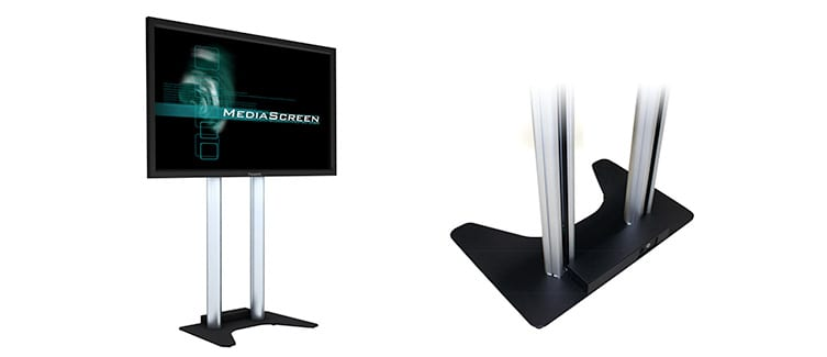 "95"" Screen stand for hire"