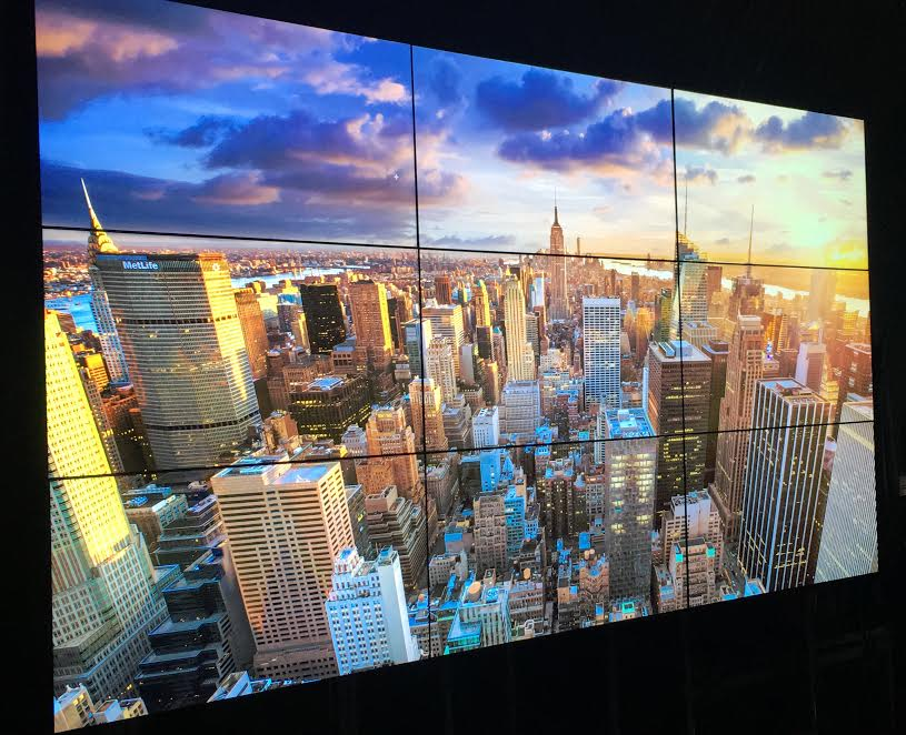 Video Walls for Event Production