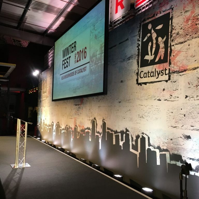 Hawker House - Event Production for Annual General Meeting