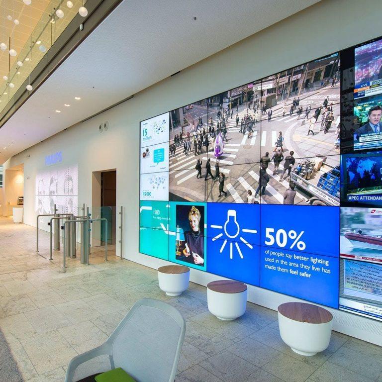 Video Wall Installation company