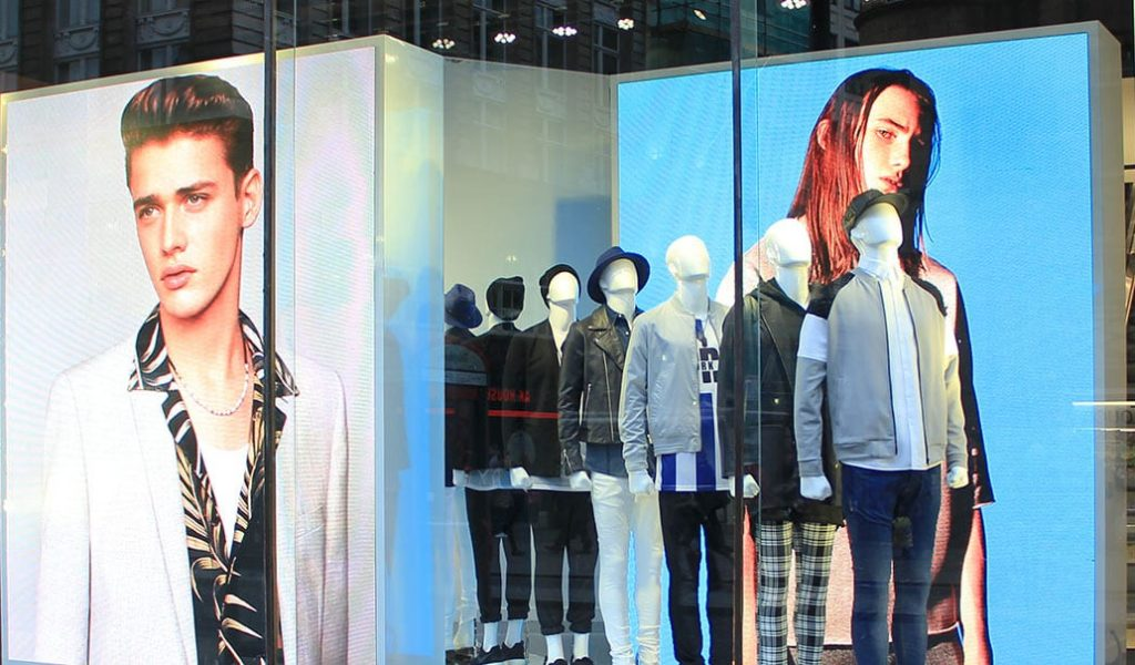 Sales and installation of LED screens