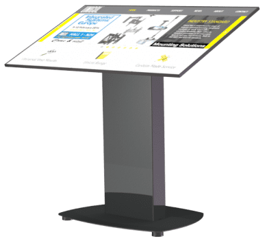Large Touch Screen Hire