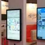 iiyama touch screen hire
