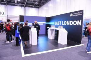 LED Wall & Exhibition Stand for UEL London Excel