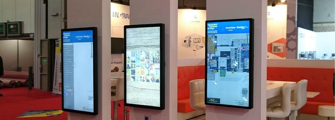 iiyama touch screens