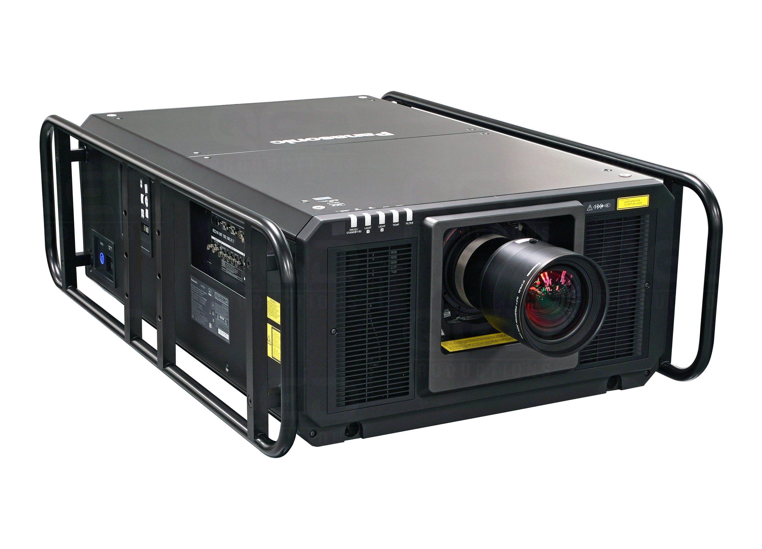 Panasonic PT-RZ31K Laser Projector hire   London Audio Visual