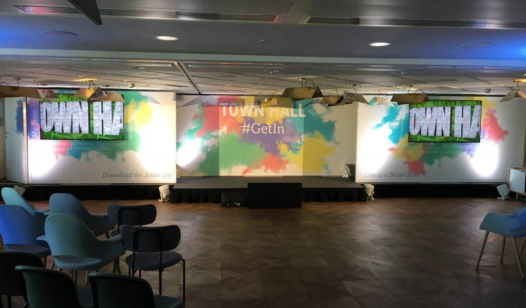 Kilburn & Strode London Stage Set Design