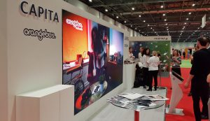 LED Wall Hire London Excel