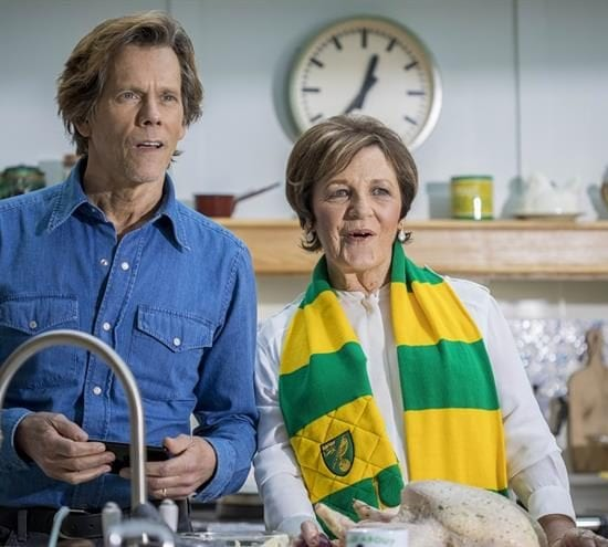 Delia Smith combines cooking with football in latest EE advert