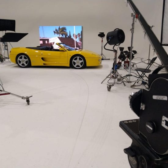 Video & Photo Shoot using LED wall