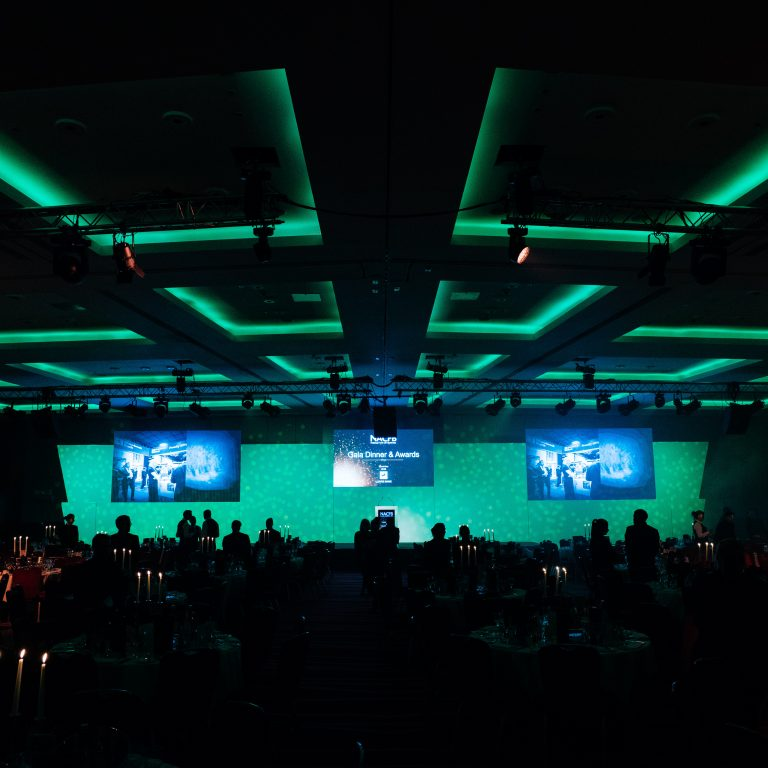 Event production company in London