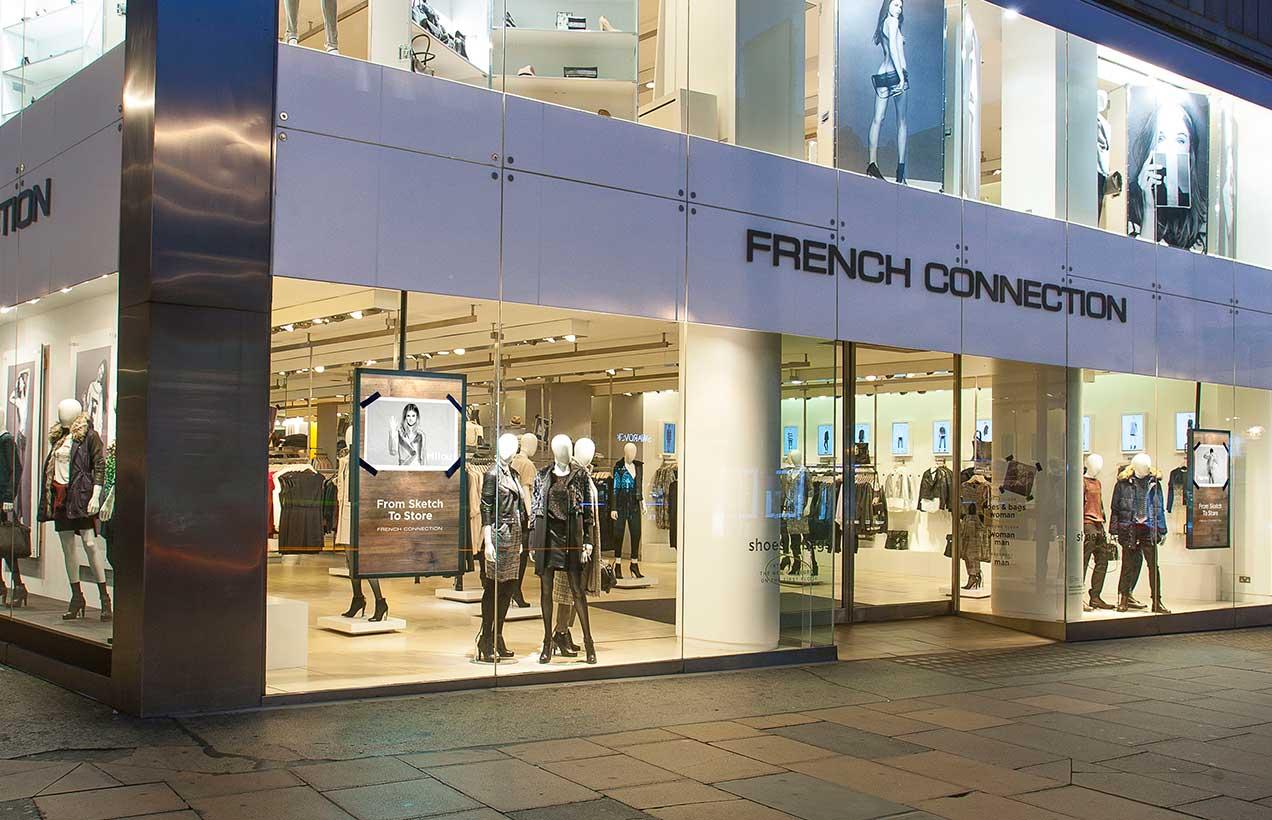 Shop Retail Ultra High Bright Screens Hire