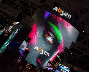 Absen-2.5 LED Hire London