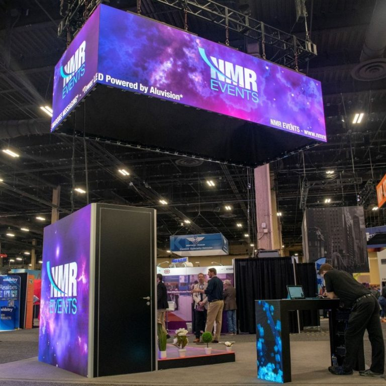 Aluvision LED for Exhibitions