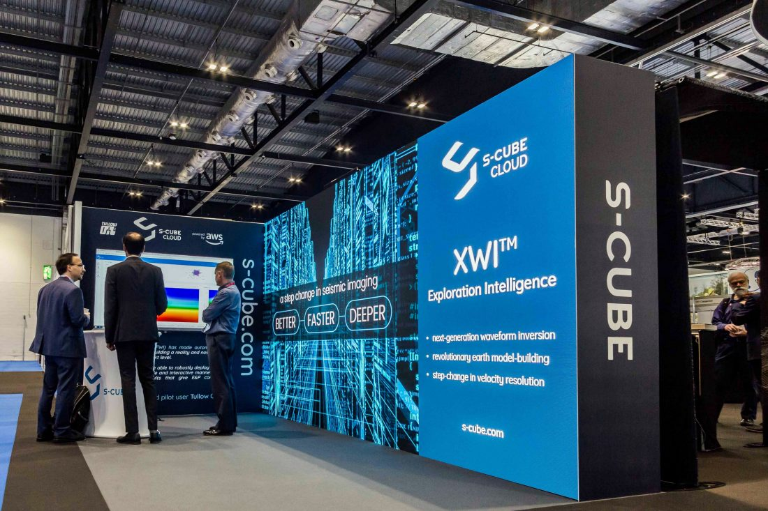 Excel London - LED Wall and Exhibiton Stand Design & Build