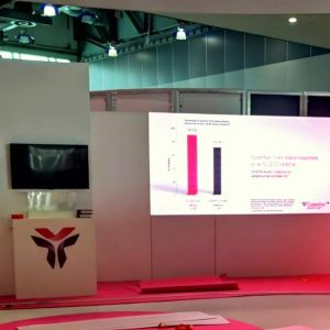 LED Screen for Custom Exhibition Stand