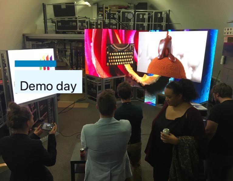 Demo Day LED Avulsion