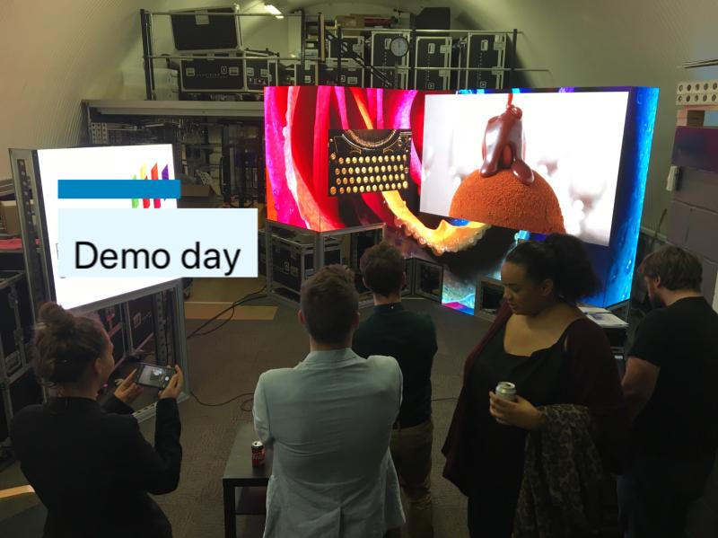 Demo Day LED Avulsion