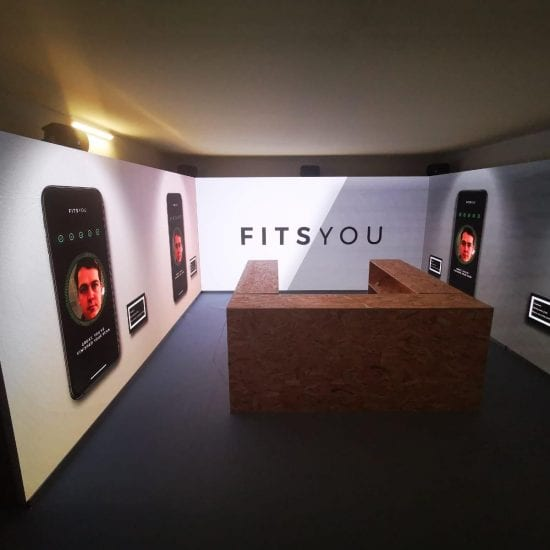 3 Way LED Video Wall using 2.5 Pixel Pitch Aluvision