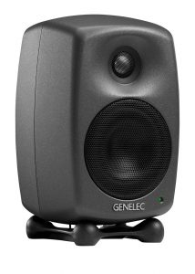 GENELEC 8020D Studio Monitor speakers