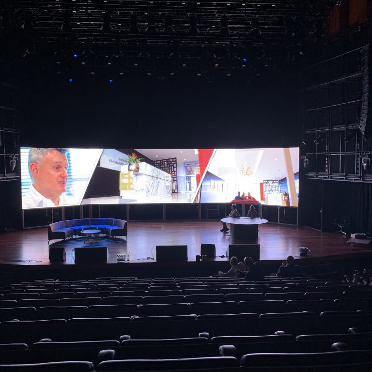 Aluvision LED Video Wall Rental super large