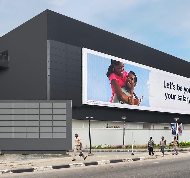 digital led billboards