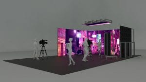 Virtual Production Studio London